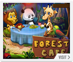 Mobile Game Development - Forest Cafe