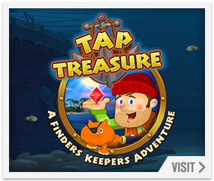 Social Simulation Game - Tap Treasure