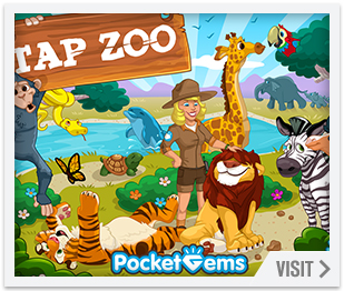 Mobile Social Game Development - TapZoo